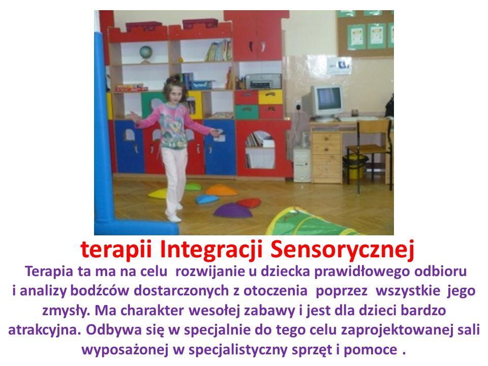 terapii Integracji Sensorycznej