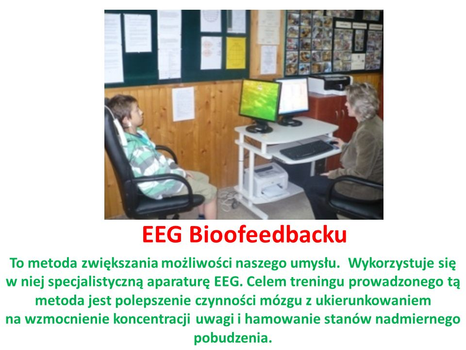 EEG Bioofeedbacku