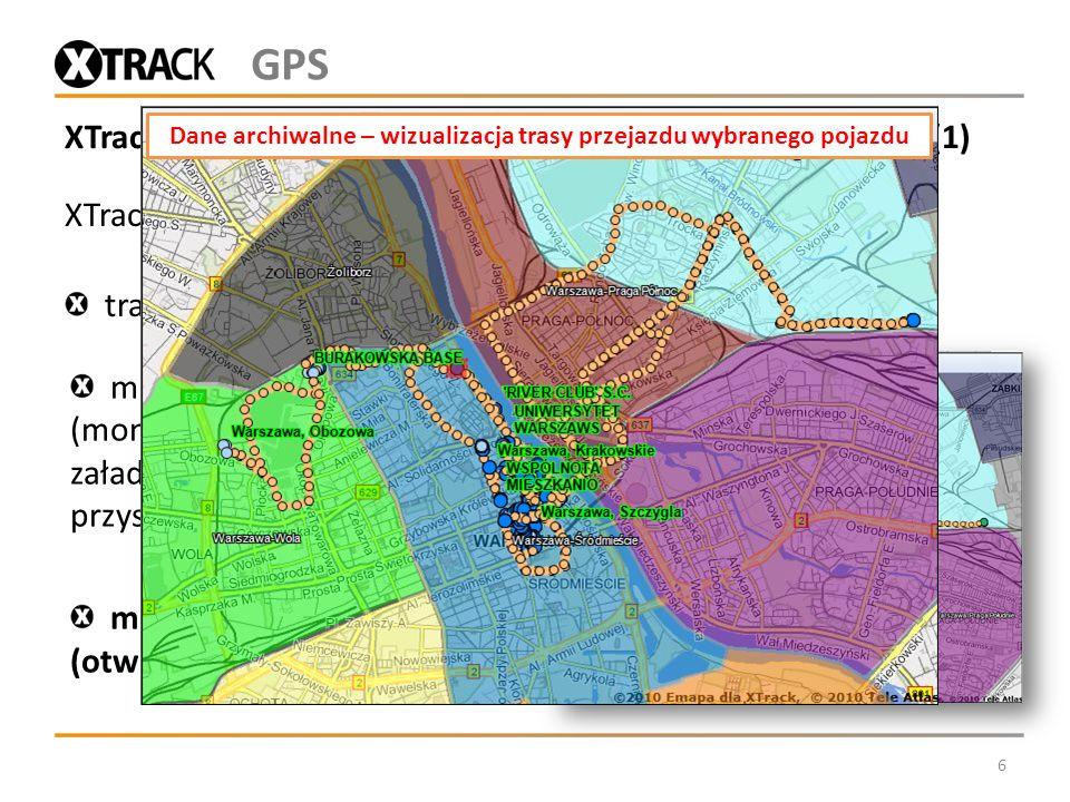 XTrack Komunal - monitorowanie pojazdów Wykonawców (1)