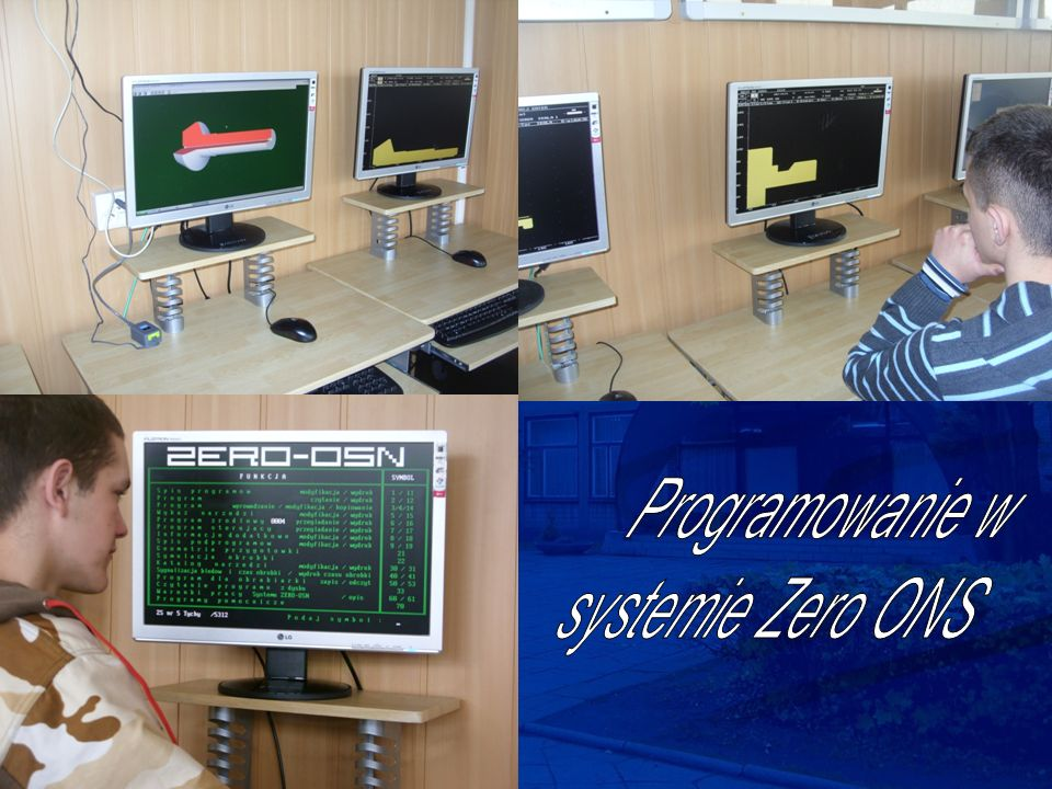 Programowanie w systemie Zero ONS