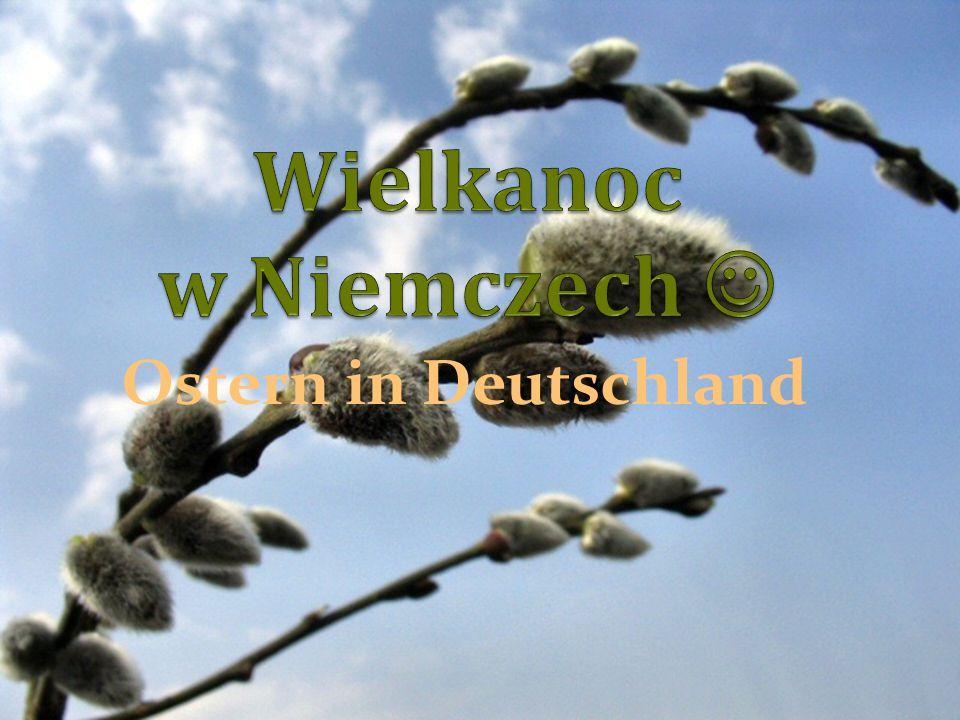 Wielkanoc w Niemczech 