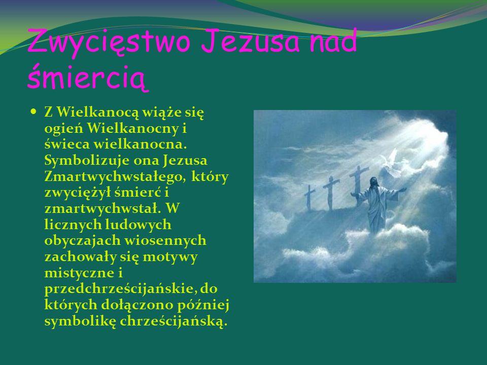 Zwycięstwo Jezusa nad śmiercią