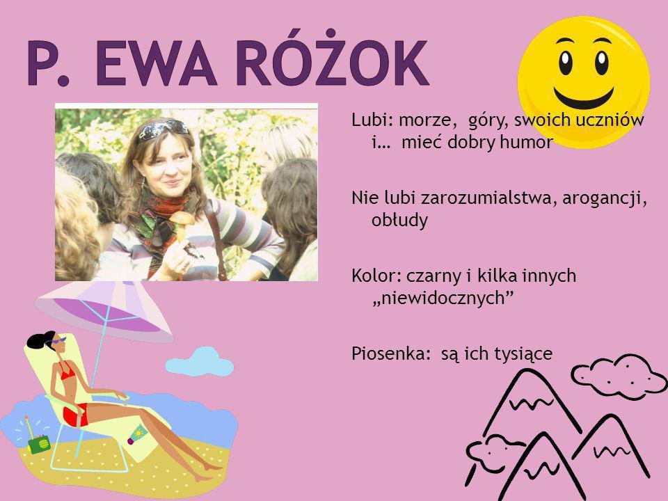 p. Ewa Różok