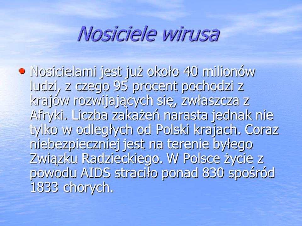 Nosiciele wirusa