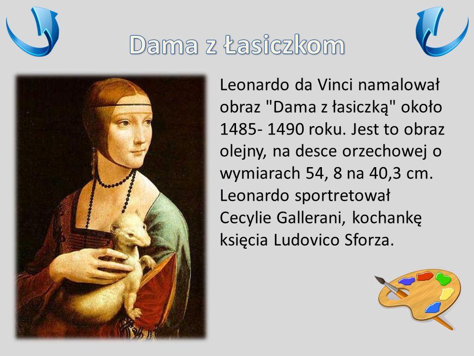 Dama z Łasiczkom