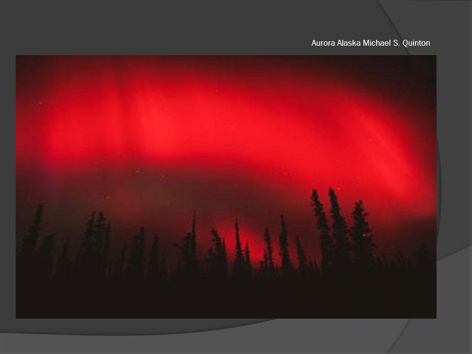 Aurora Alaska Michael S. Quinton
