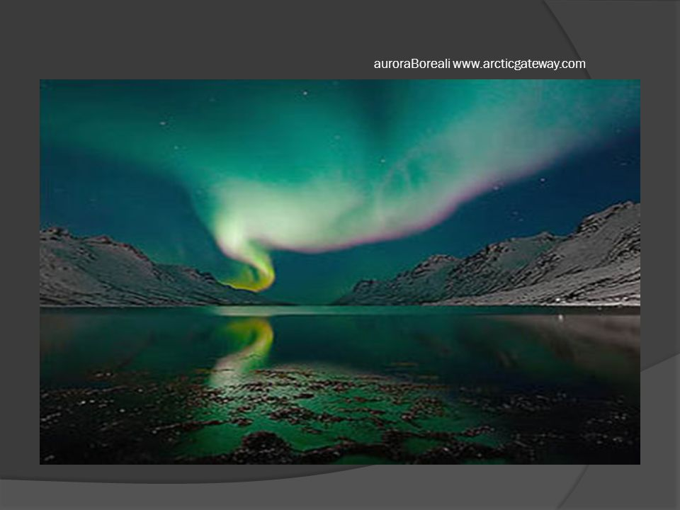 auroraBoreali www.arcticgateway.com