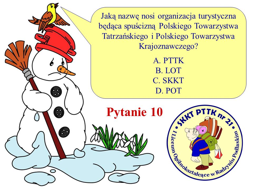 Jaką nazwę nosi organizacja turystyczna będąca spuścizną Polskiego Towarzystwa Tatrzańskiego i Polskiego Towarzystwa Krajoznawczego
