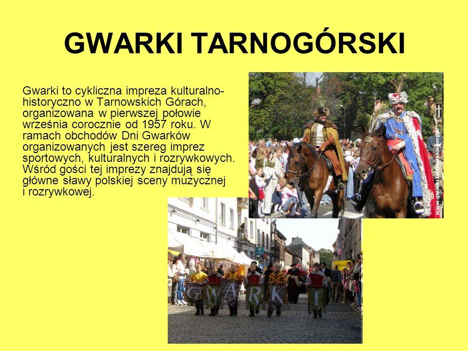 GWARKI TARNOGÓRSKI