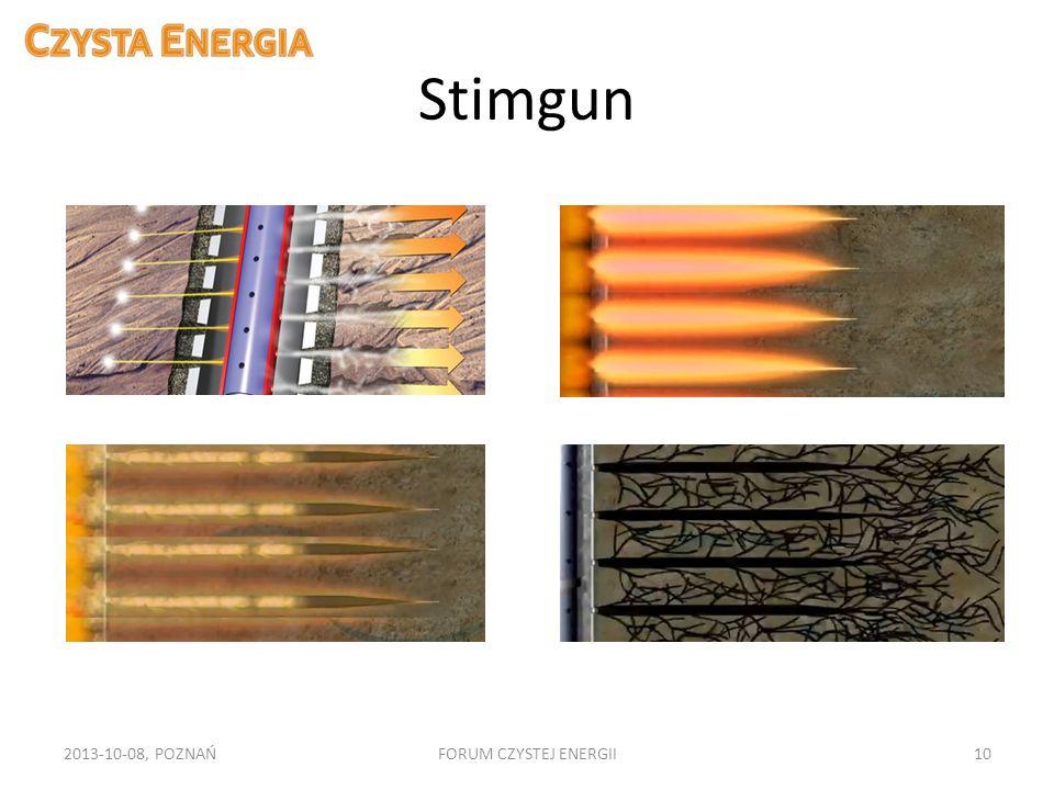 Stimgun 2013-10-08, POZNAŃ FORUM CZYSTEJ ENERGII