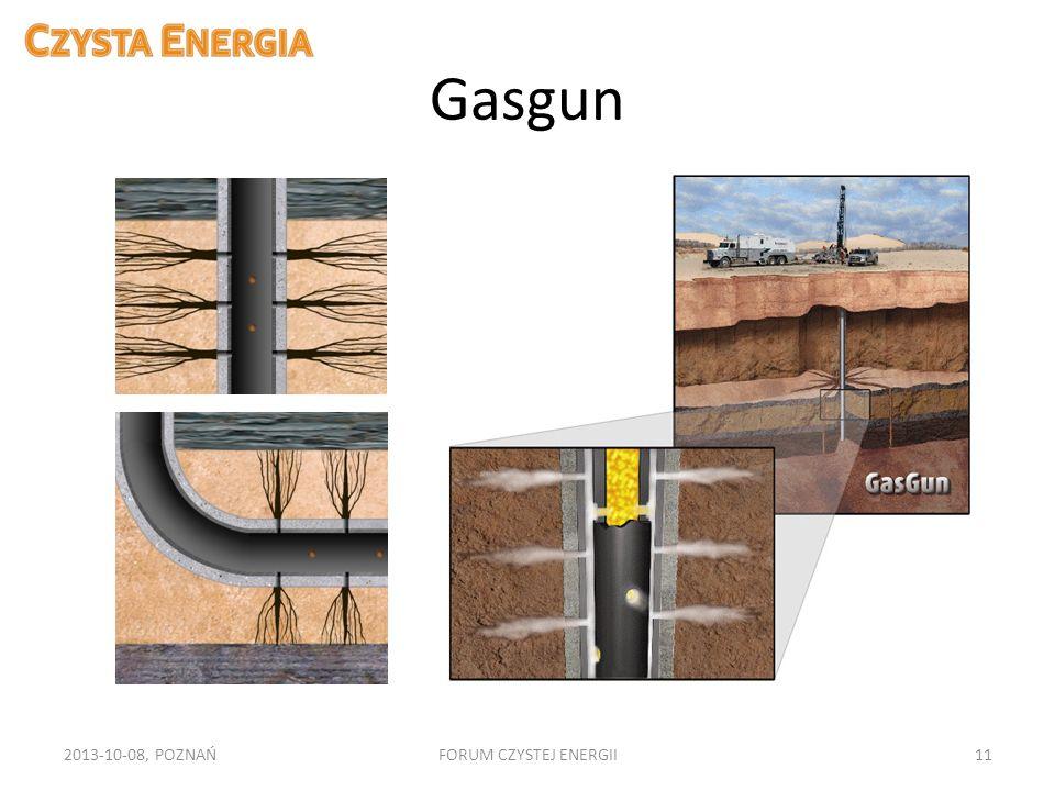 Gasgun 2013-10-08, POZNAŃ FORUM CZYSTEJ ENERGII
