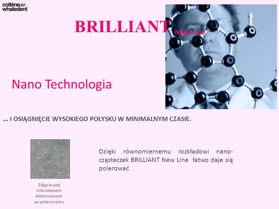 Zdjęcie pod mikroskopem elektronowym po polerowaniu