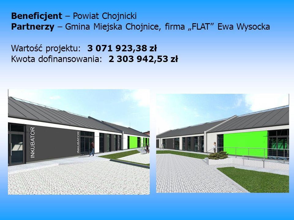 Beneficjent – Powiat Chojnicki