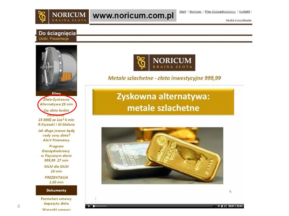 www.noricum.com.pl 8