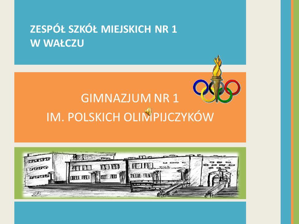 IM. POLSKICH OLIMPIJCZYKÓW