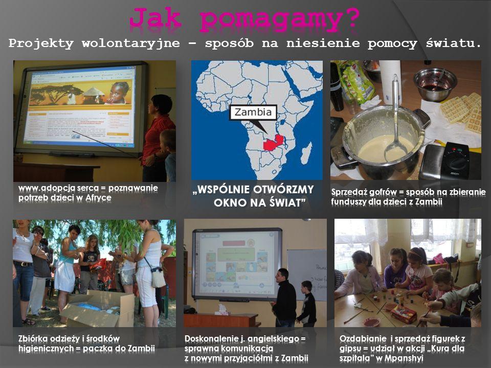 Jak pomagamy Projekty wolontaryjne – sposób na niesienie pomocy światu.