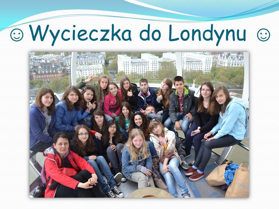 ☺Wycieczka do Londynu ☺