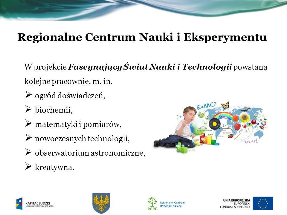 Regionalne Centrum Nauki i Eksperymentu