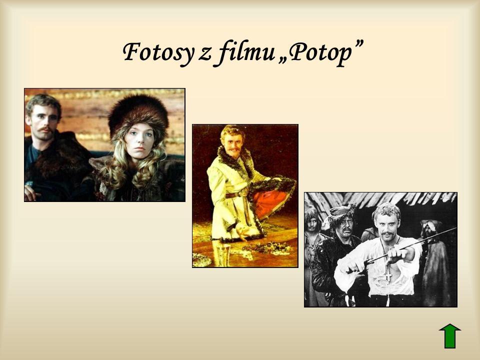 "Fotosy z filmu ""Potop"