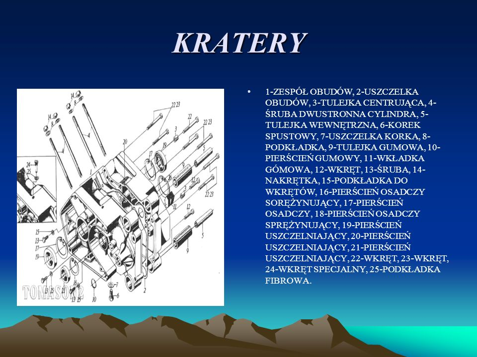 KRATERY