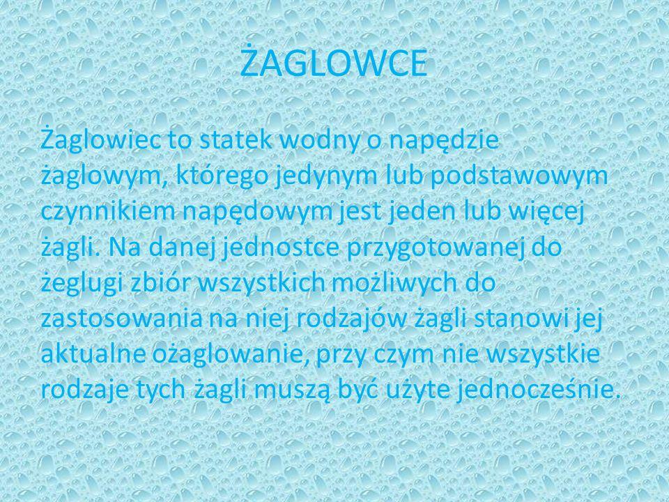 ŻAGLOWCE