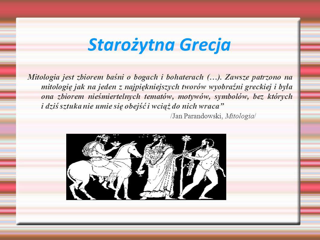 Starożytna Grecja