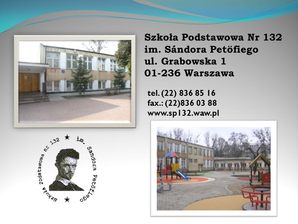Szkoła Podstawowa Nr 132 im. Sándora Petöfiego ul