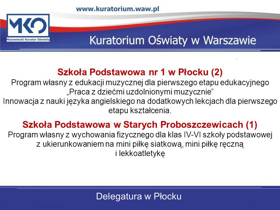 Szkoła Podstawowa nr 1 w Płocku (2)