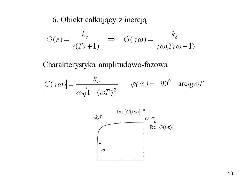 6. Obiekt całkujący z inercją