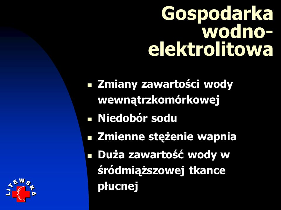 Gospodarka wodno-elektrolitowa