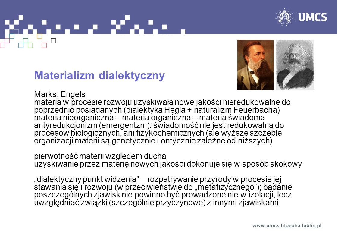 Materializm dialektyczny