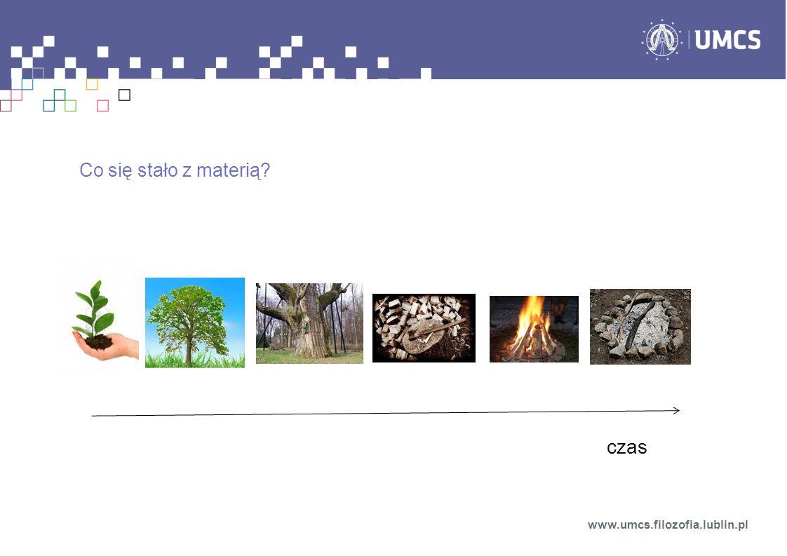Co się stało z materią czas www.umcs.filozofia.lublin.pl