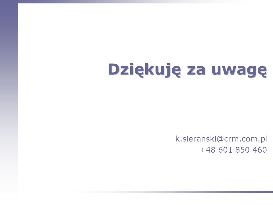 k.sieranski@crm.com.pl +48 601 850 460
