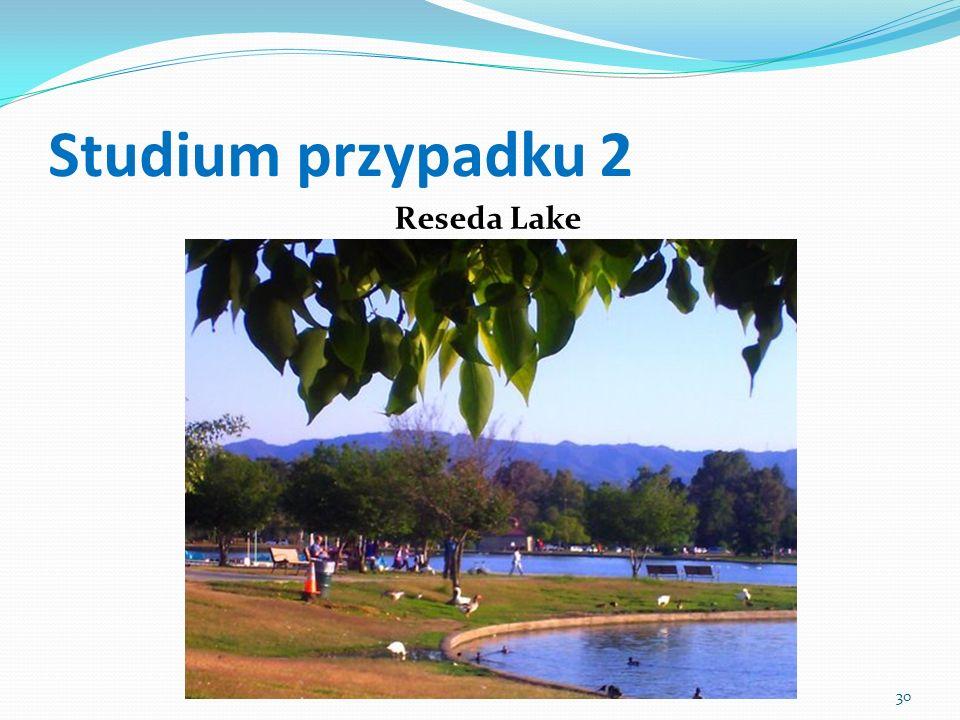 Studium przypadku 2 Reseda Lake