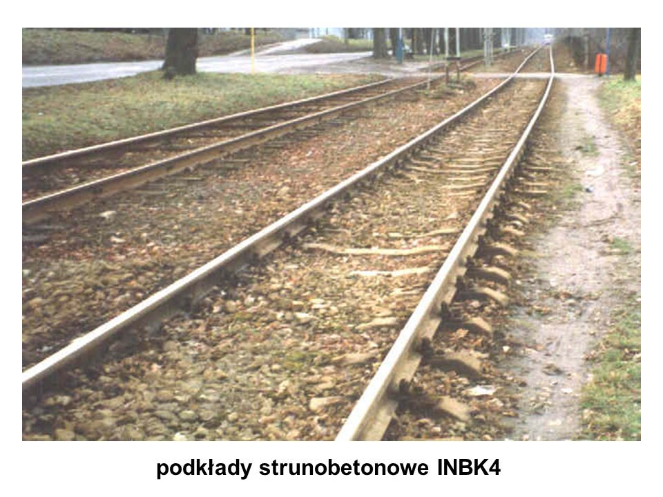 podkłady strunobetonowe INBK4