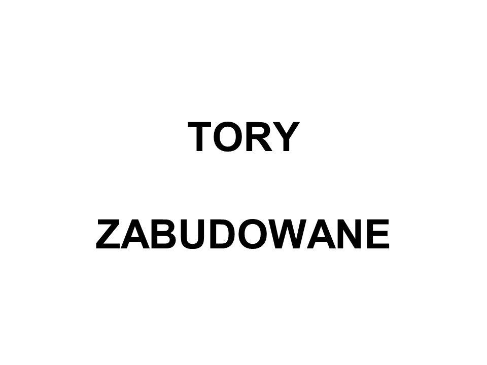TORY ZABUDOWANE