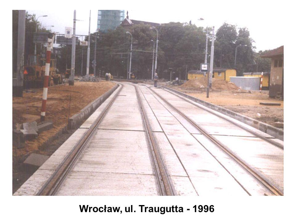 Wrocław, ul. Traugutta - 1996