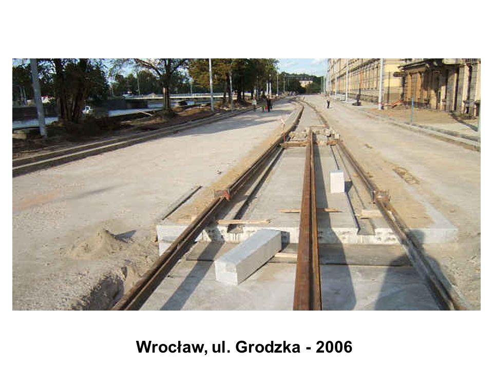 Wrocław, ul. Grodzka - 2006