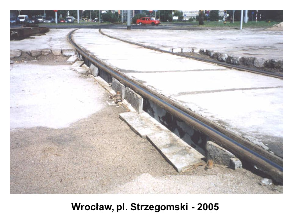 Wrocław, pl. Strzegomski - 2005