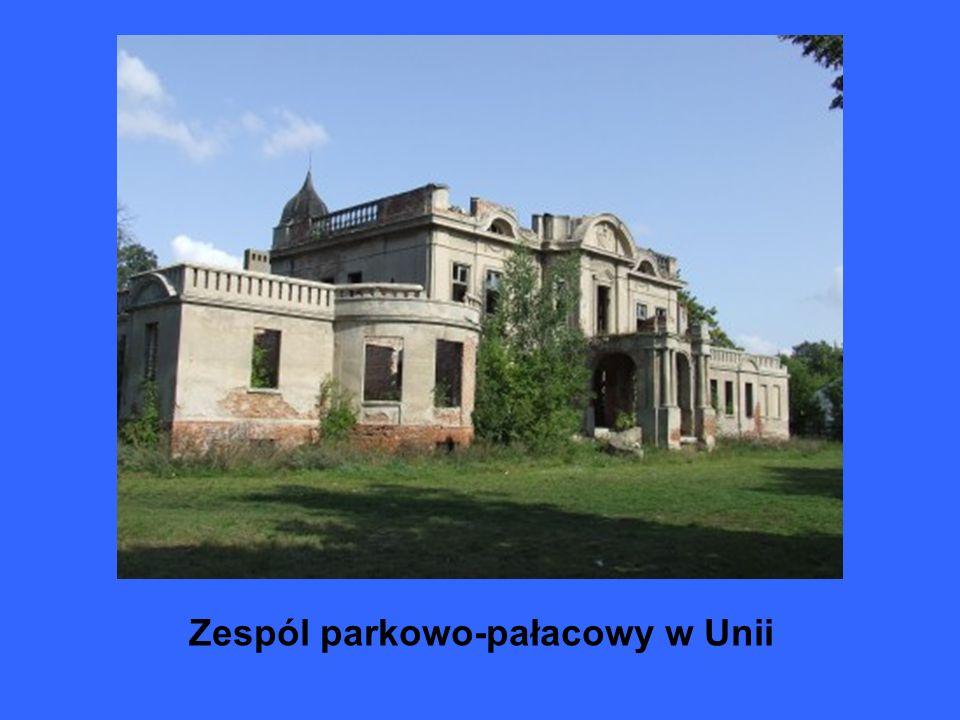 Zespól parkowo-pałacowy w Unii