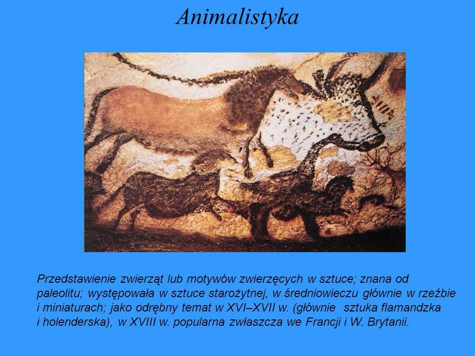 Animalistyka