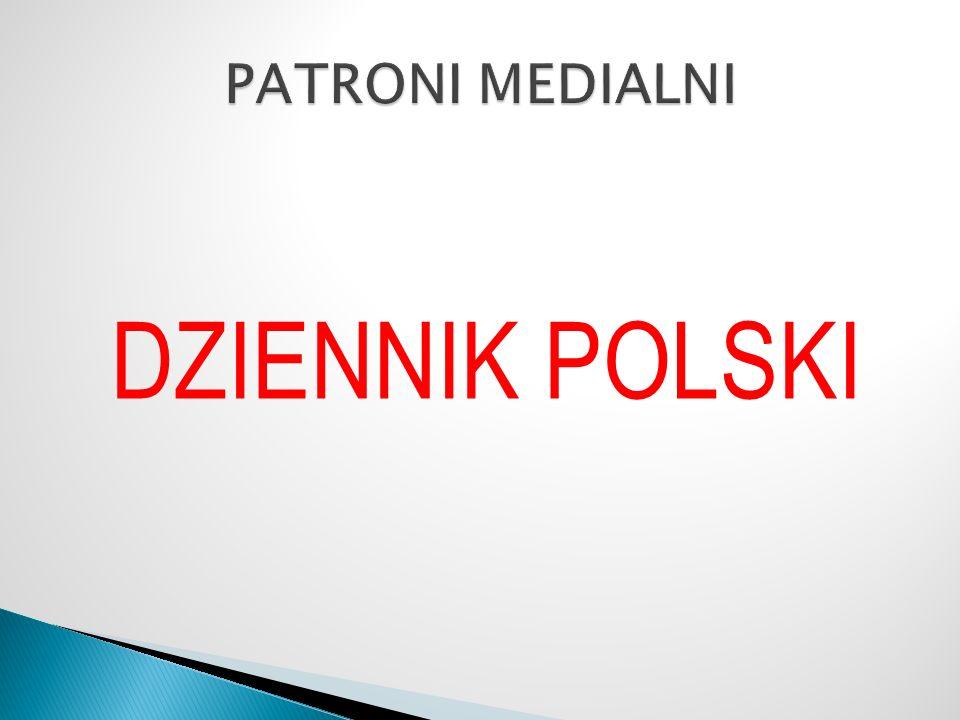 PATRONI MEDIALNI DZIENNIK POLSKI