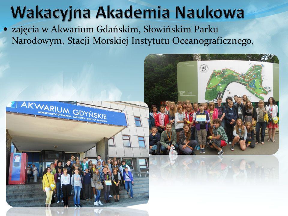 Wakacyjna Akademia Naukowa