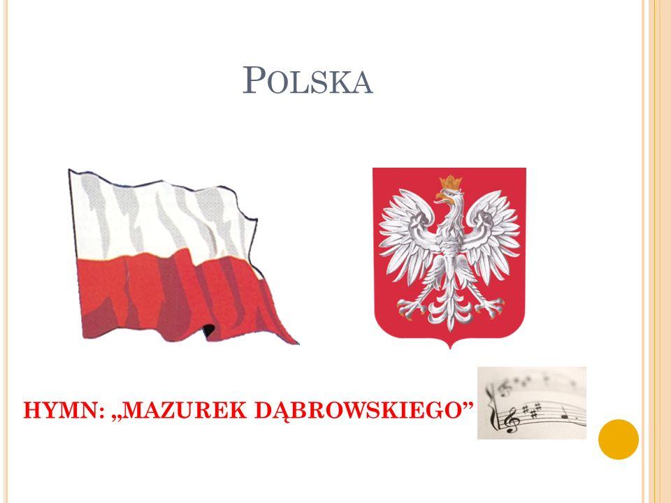 """Polska HYMN: """"MAZUREK DĄBROWSKIEGO"""