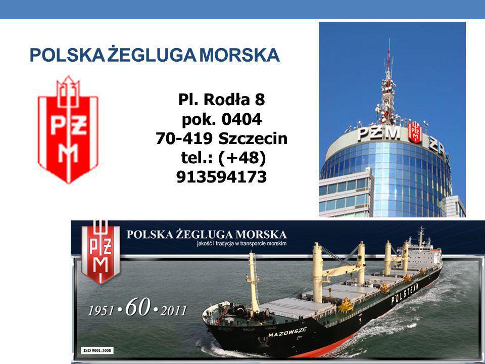 Pl. Rodła 8 pok. 0404 70-419 Szczecin tel.: (+48) 913594173