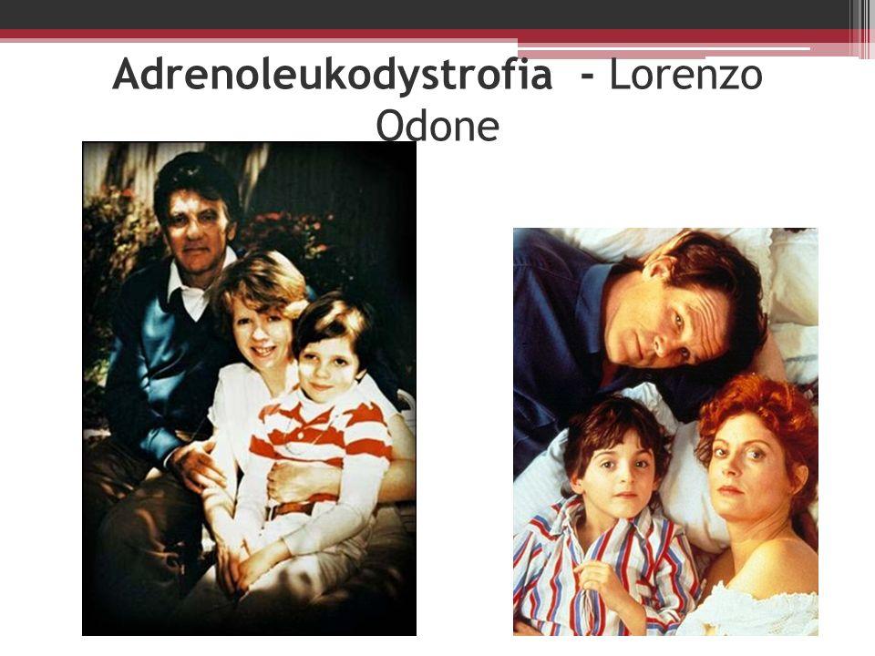 Adrenoleukodystrofia - Lorenzo Odone