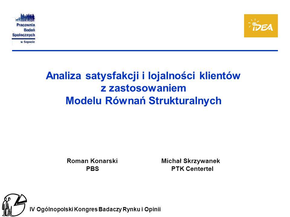 IV Ogólnopolski Kongres Badaczy Rynku i Opinii