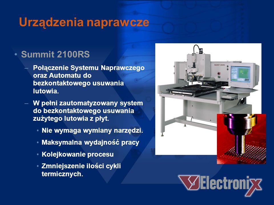 Urządzenia naprawcze Summit 2100RS