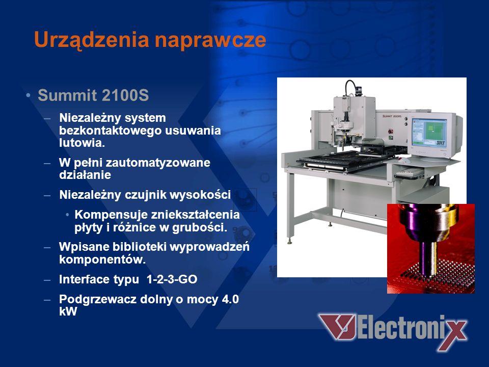 Urządzenia naprawcze Summit 2100S