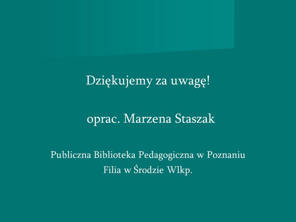 Publiczna Biblioteka Pedagogiczna w Poznaniu